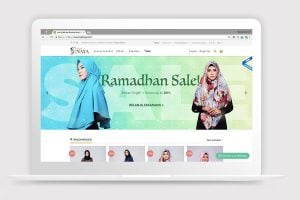 hijabnaya mockup website